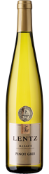 Pinot Gris, Lentz with Medal