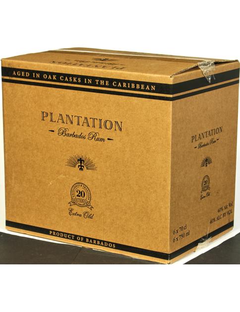 Køb Plantation XO 20th Anniversary hos Taster Wine